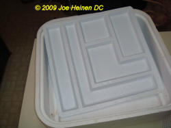 Hovabator Water Tray